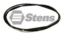 "Primary image for Stens # 260-182 Throttle Cable for 100""100"""