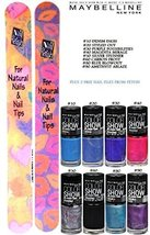 Maybelline Color Show Nail Color COLLECTION OF 8 SHADES (0.23 fl. Oz/7ml... - $24.99