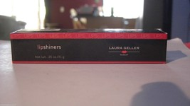 8/4309501024Laura Geller Lip Shiners/Gloss AMARETTO Lip Gloss .25oz New in Box! - $8.99
