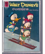 WALT DISNEY COMICS AND STORIES # 257, 5.0 VG/FN [Comic] by