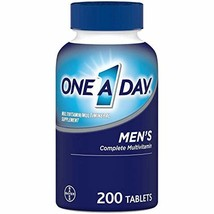 One A Day Men's Multivitamin, Supplement, 200 Count - $23.71