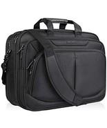 "KROSER 17.1"" Laptop Bag for 15.6""-17"" Laptop Briefcase Water-Repellent E... - $29.89"