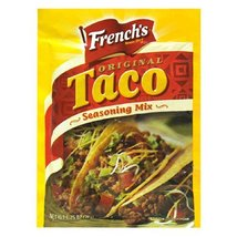 French's Seasoning Mix, Taco, 1.25-Ounce Packet... - $38.99