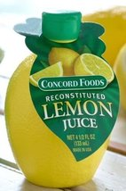 Concord Foods Lemons 4.5 FO (Pack of 6)   - $19.99