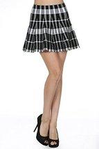 fashion MIC Women's Full Circle Skirts (One Size, White Web) [Apparel] - $20.78