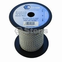 Silver Streak # 146092 200' Solid Braid Starter Rope for LESCO 050057LES... - $27.82