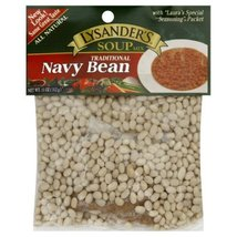 Lysander's Traditional Navy Bean Soup Mix, 11 oz (Pack of 3)   - $35.99