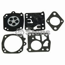 Silver Streak # 615013 Gasket And Diaphragm Kit for TILLOTSON DG-5HS, TI... - $9.52