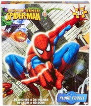 Spiderman Floor Puzzle 46 Count, styles will vary - $34.96