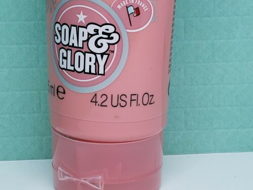 Soap & Glory Heel Genius Amazing Foot Cream - FULL SIZE (4.2 oz/125mL) Brand New