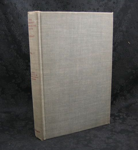 The Modern Democratic State by A. D. Lindsay Vol. 1 1947