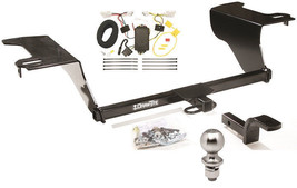 TRAILER HITCH + QUICK CONNECT + MOUNT + BALL - FITS 2011-2013 HYUNDAI SO... - $231.66