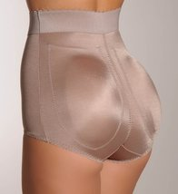 Rago High Waist Padded Shaper Panty (915) XL/Mocha [Apparel] - $29.00