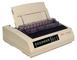 Okidata Ml520 120V 430CPS Narrow 9-Pin Parallel Printer [Office Product] - $125.00