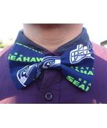 Seahawks Men's Bow Tie - $20.00