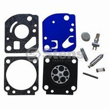 Silver Streak # 615574 Carburetor Kit for ECHO 12530013120, ZAMA RB-71ECHO 12... - $19.52