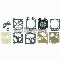 Silver Streak # 615860 Gasket And Diaphragm Kit For Walbro D20 Watwalbro D20 Wat - $14.52