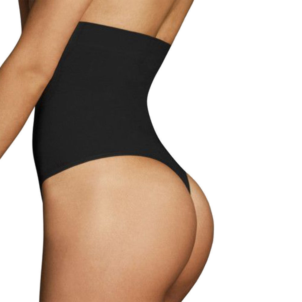 e70d3e3fff821 S l1600. S l1600. Previous. SEAMLESS HIGH WAIST thong WAIST CINCHER BODY  SHAPER Girdles Tummy Control Panty