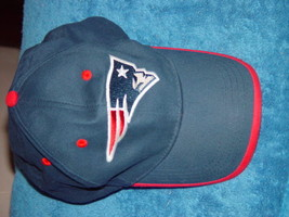 NFL Patriots Baseball Hat One Size Fit Most - £9.42 GBP