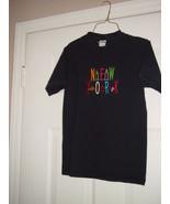 New York Black T-Shirt Size Small - $12.00