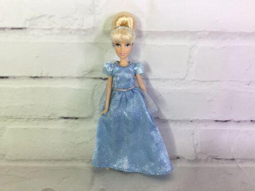 "Disney Store Parks Exclusive Princess Collection Cinderella 6"" Mini Doll & Dress - $24.74"