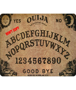 OUIJA Board Retro Vintage Game MousePad Made to Order Great for Student ... - $7.99
