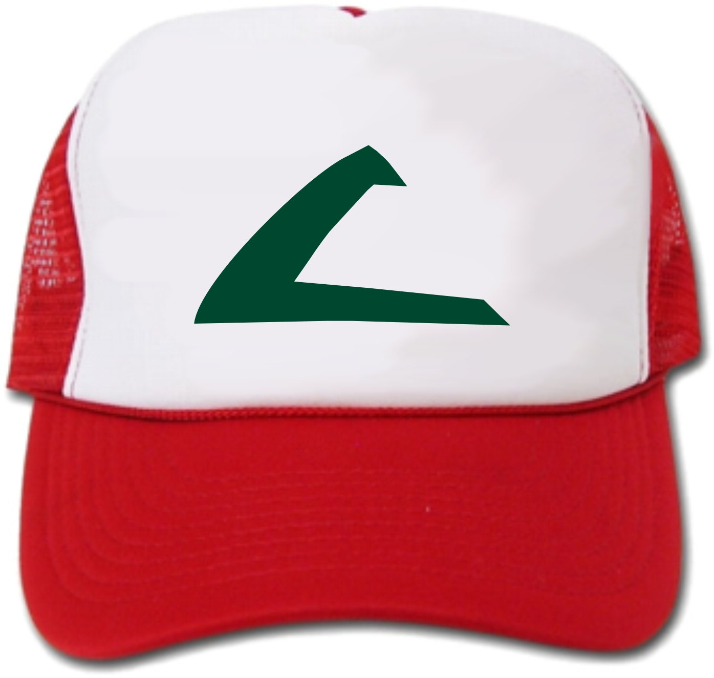 Pokemon Ash Ketchum Cosplay trucker Hat/Cap