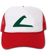 Pokemon Ash Ketchum Cosplay trucker Hat/Cap - $7.98
