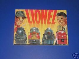 1954 LIONEL POCKET  CATALOG - $14.99