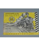 1958 LOUIS & MARX ACCESSORY CATALOG - $27.31