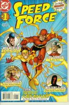 SPEED FORCE #1 (DC Comics) NM! ~ Flash - $2.50