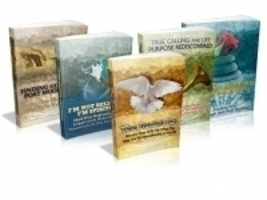 Spirituality & Enlighenment/ebooks on cd/resell rights - $2.99