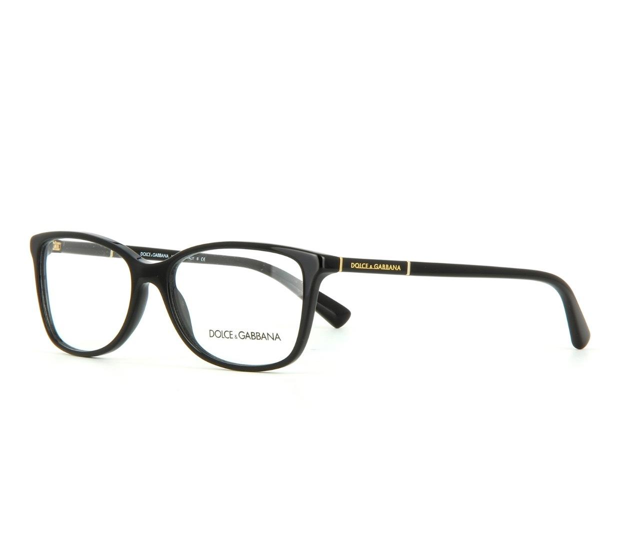 609d7be0f64 Fullsizerender 14. Fullsizerender 14. Previous. DOLCE   GABBANA DG3219 501  Black Eyeglass Frame 53mm