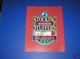 1991 LIONEL STOCKING STUFFERS - $3.50