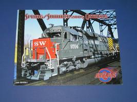 ATLAS SPRING/SUMMER 2004 CATALOG - $4.24