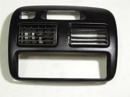 2001 2002 Toyota Corolla Bezel Console Panel Black Oem Sn1911 - $37.61