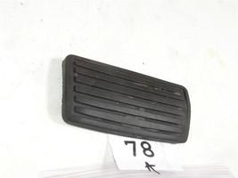 1998 2002 Honda Accord Brake Pedal Rubber Pad Factory Oem A78 - $14.10