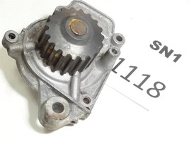 1992 1995 Honda Civic Water Pump Oem Sn11118   $18.80
