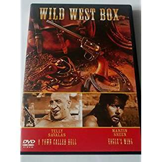 A Town Called Hell / Eagle's Wing  Dvd
