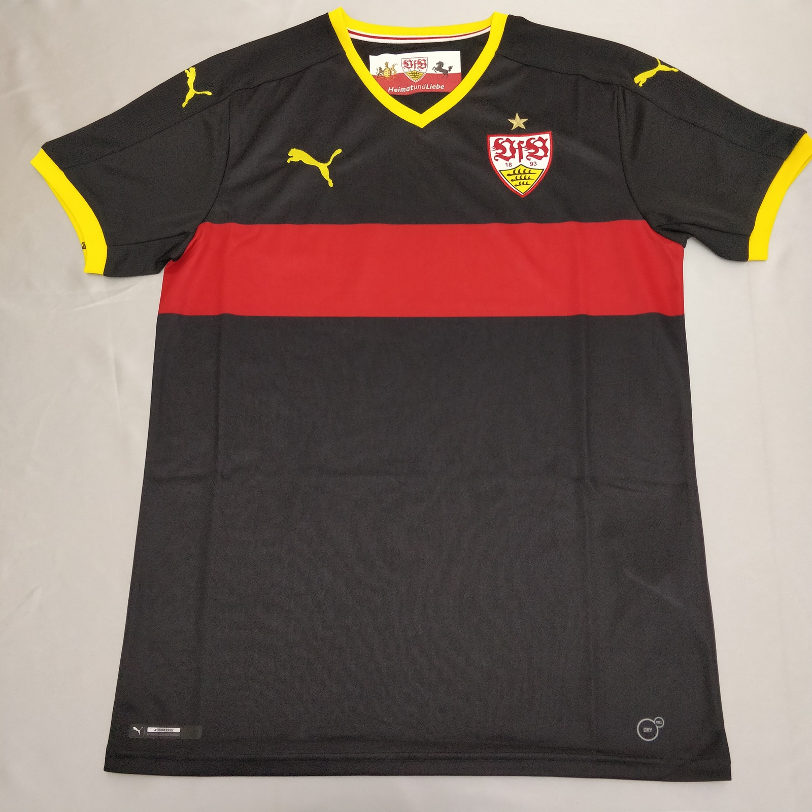 Primary image for Stuttgart 15/16 Third Jersey Puma Fans Version %100 Authentic No sponsors