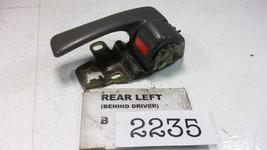 1992 1996 Toyota Camry  Rear Left Door Inner Handle Opener Oem B2235 - $18.80