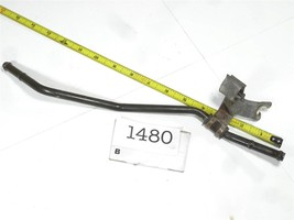 2003 2007 Toyota Corolla Pipe Reserve Tank  W/Clamps Power Steering Tank B1480 - $16.92