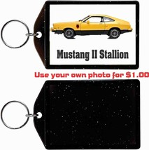 1976 Ford Mustang Ii Stallion KEYCHAIN-FREE Usa Ship - $11.87