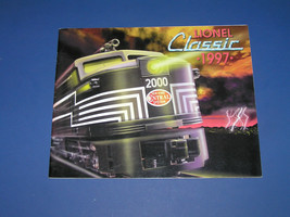LIONEL CLASSIC 1997 CATALOG - $3.50
