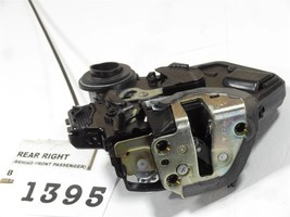2003-2007 TOYOTA COROLLA 4DR REAR RIGHT PASSENGER DOOR LOCK LATCH OEM B1395 - $65.83