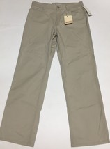 "Angels Jeans Italy Vicky Beige Waist 32"" Inseam 30"" Regular NWT image 2"