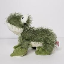 "Ganz Webkinz Frog HM001 Plush Stuffed Animal Beanie 8"" No Code - $12.86"