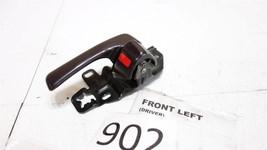 1992 1996 Toyota Camry Jap Front Driver Door Inner Handle Opener Tan Oem 1 B902 - $23.50