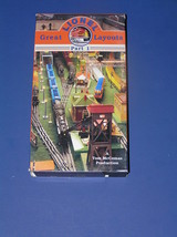 LIONEL GREAT LAYOUTS PART 1 - $4.99