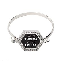 You Be Thelma Hexagon Bracelet [Jewelry] - $14.20